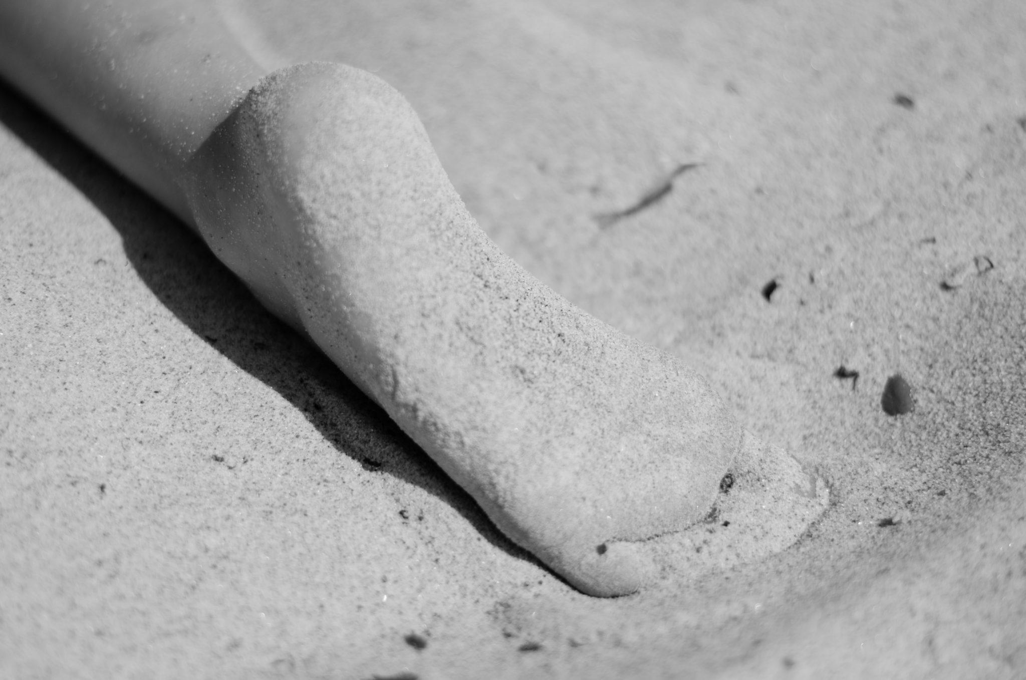 Sand foot